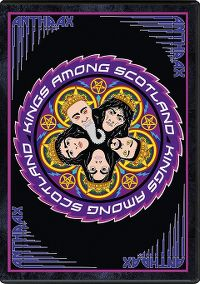 Cover Anthrax - Kings Among Scotland [DVD]